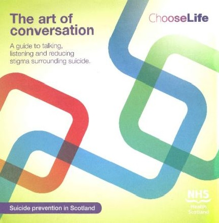 Large image for The art of conversation - A guide to talking, listening and reducing stigma surrounding suicide
